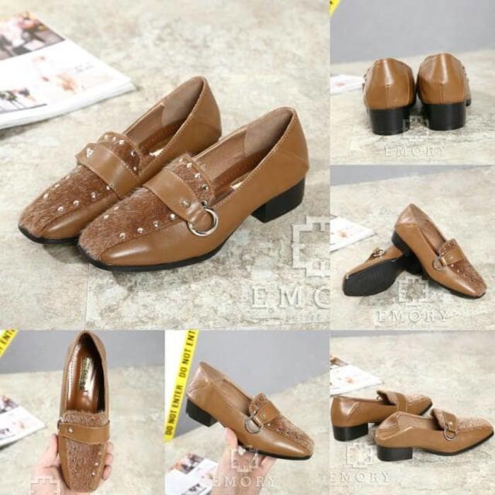 (Slip On) Sepatu Emory Wellington Series 11EMO652