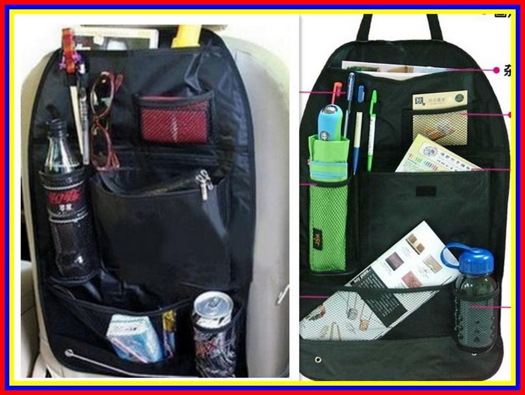 Kehebatan Big Car Organizer Tas Serbaguna Penyimpanan Barang Rak Bag Original Mobil Dengan Penahan Panas Atau Dingin Kantong Gantungan Tempat Aksesoris Backseat