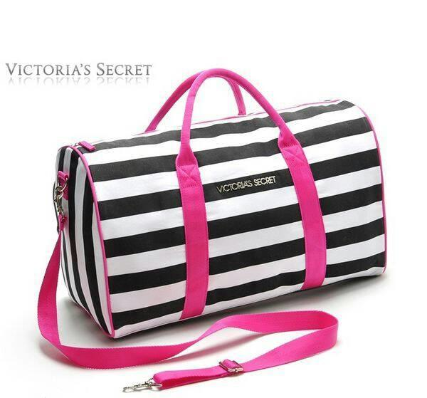 Tas Victoria Secret Travel Bag - DIu3bk