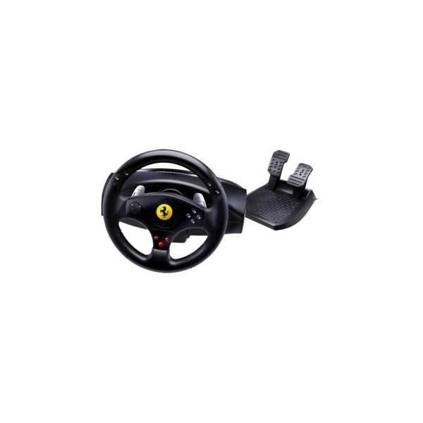Ferrari GT Experience 2 IN 1 Racing Wheel - PC / PS3 / PS2