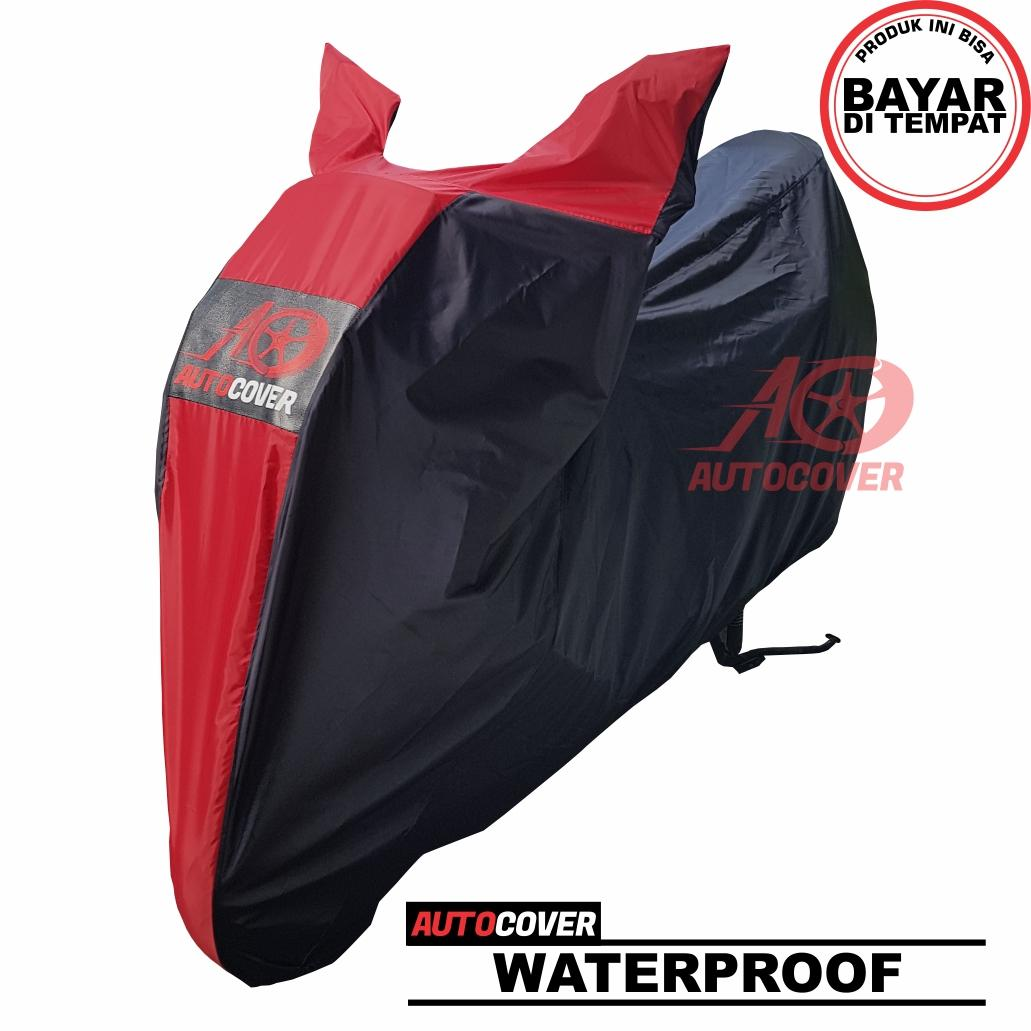COD - Sarung Motor Honda PCX Waterproof Cover Body Anti Air Selimut Penutup Bodi Pelindung Outdoor