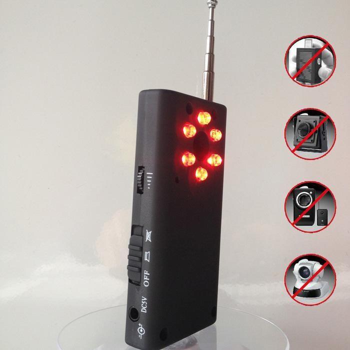 BEST SELLER - Deteksi Pelacak Lokasi Posisi Sinyal Kamera Spy Smartphone Tersembunyi