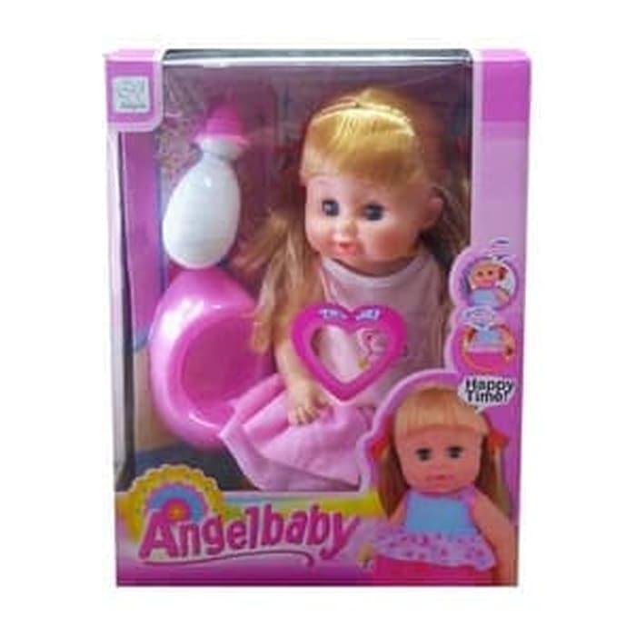 Fitur Promo!!! Boneka Pipis Ngompol Nangis Boneka Ngedot Baby Doll ... 9e00747744