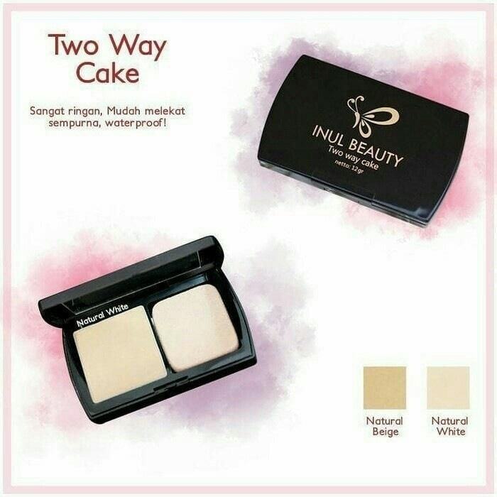 PROMO INUL BEAUTY TWO WAY CAKE TERLARIS