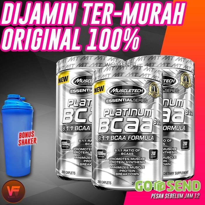 Muscletech Platinum BCAA 8:1:1 200 caps - oWi1Lm