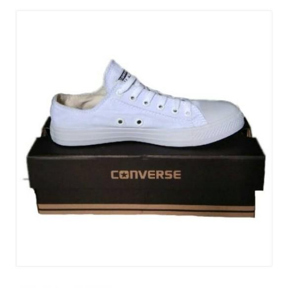 Sepatu Converse CT Low Sepatu Sneakers Sepatu Pria dan Wanita