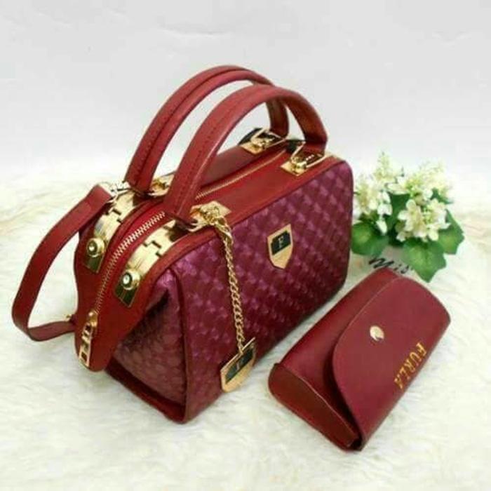 Tas wanita Furla doctor tas wanita branded murah tas wanita import - JQectl 8a671674f7