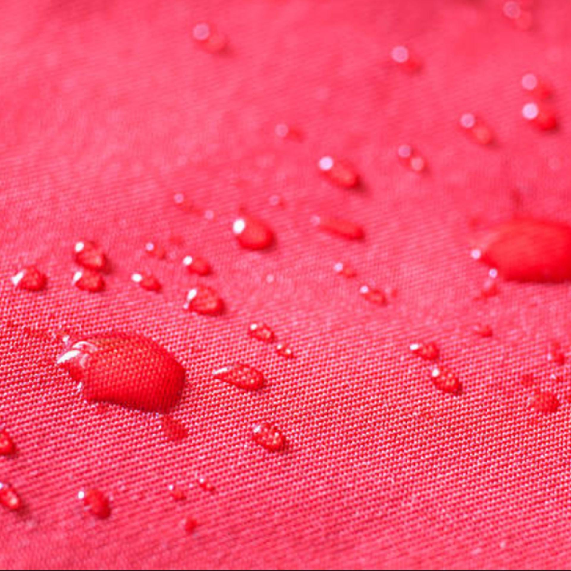 Kehebatan Vanguard Body Cover Penutup Mobil Honda Jazz Merah Hitam New Gambar Produk Waterproof Sarung Premium Lengkap