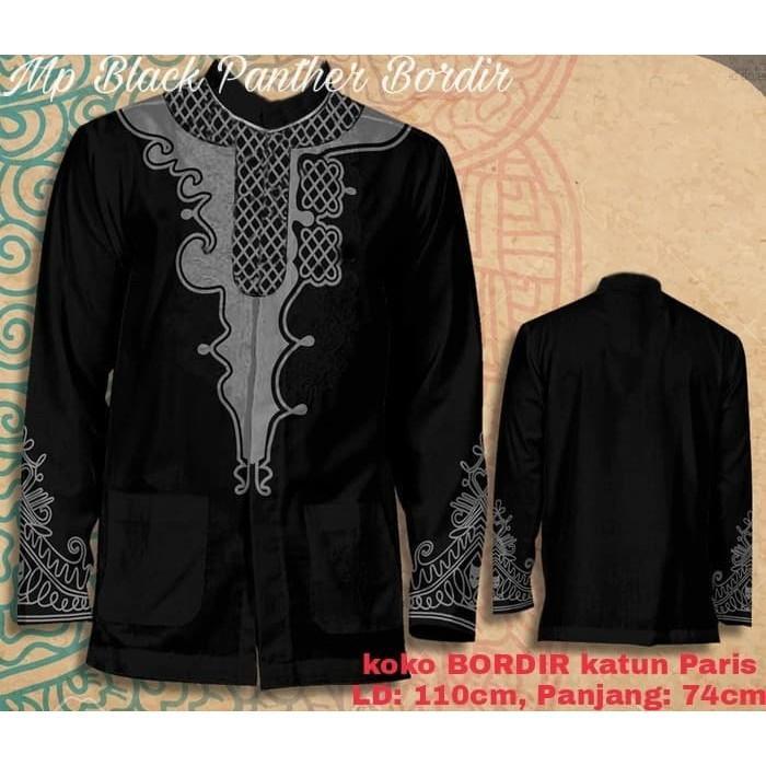 Promo Sale MST- Koko Panther Black Termurah