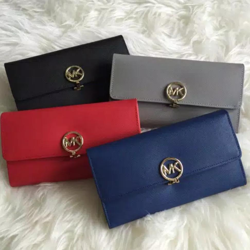 Dompet wanita michael kors circle ring