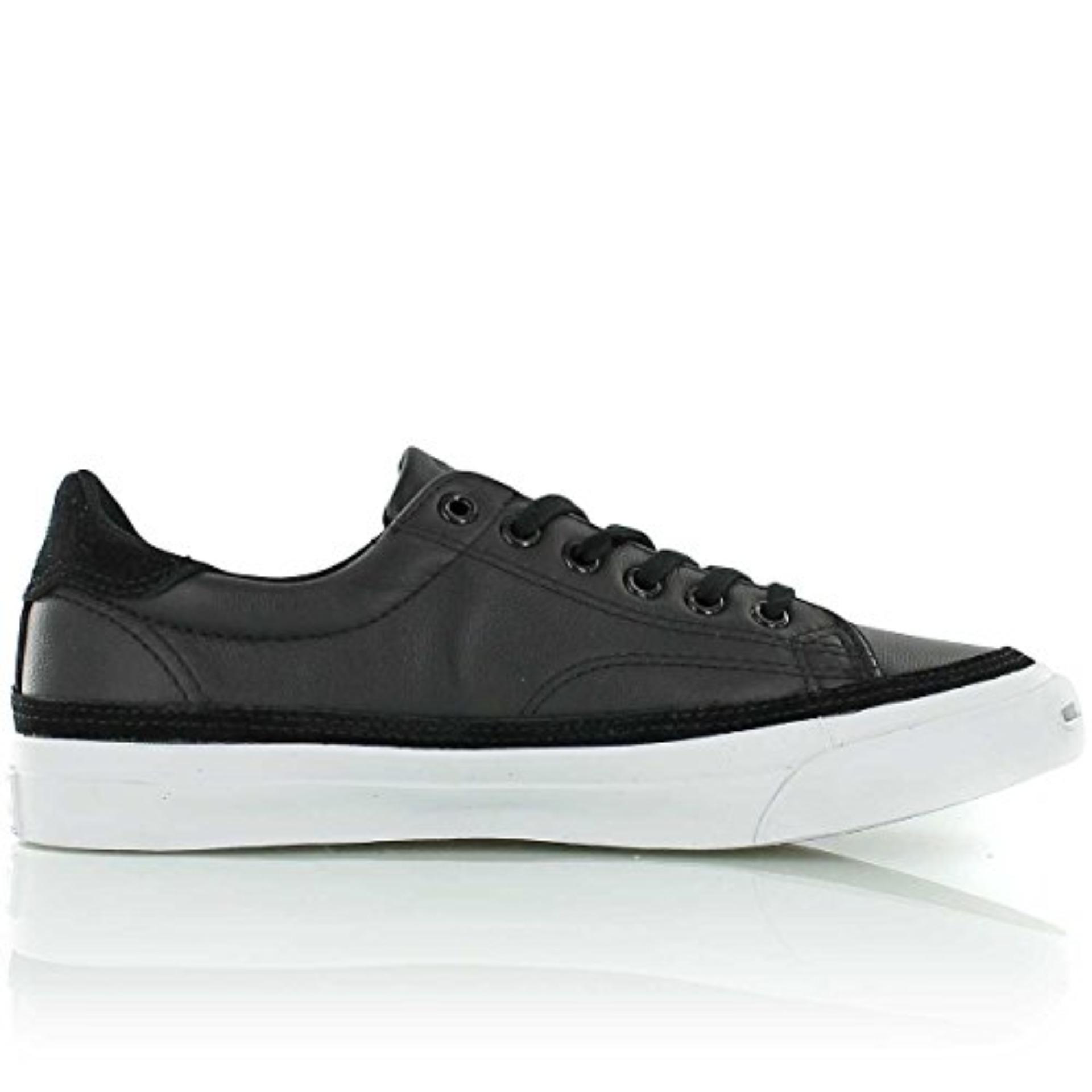 Converse Jack Purcell II OX Leather Sepatu Sneakers Pria