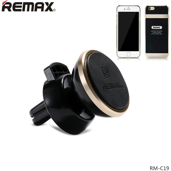 Remax 360 Degrees Mobile Car Holder With Casing Iphone 6/6S - RM-C19