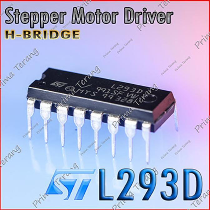 BEST SELLER L293D Motor Driver IC L293 H-Bridge L 293