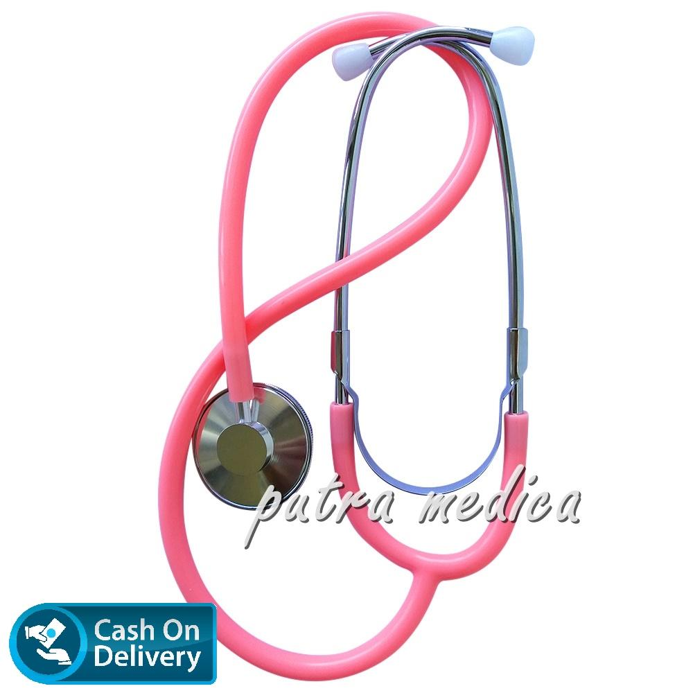The Cheapest Price Putra Medica Abn Stetoskop Spectrum Single Head Classic Pink Stethoscope Stethoscop Stetoscope
