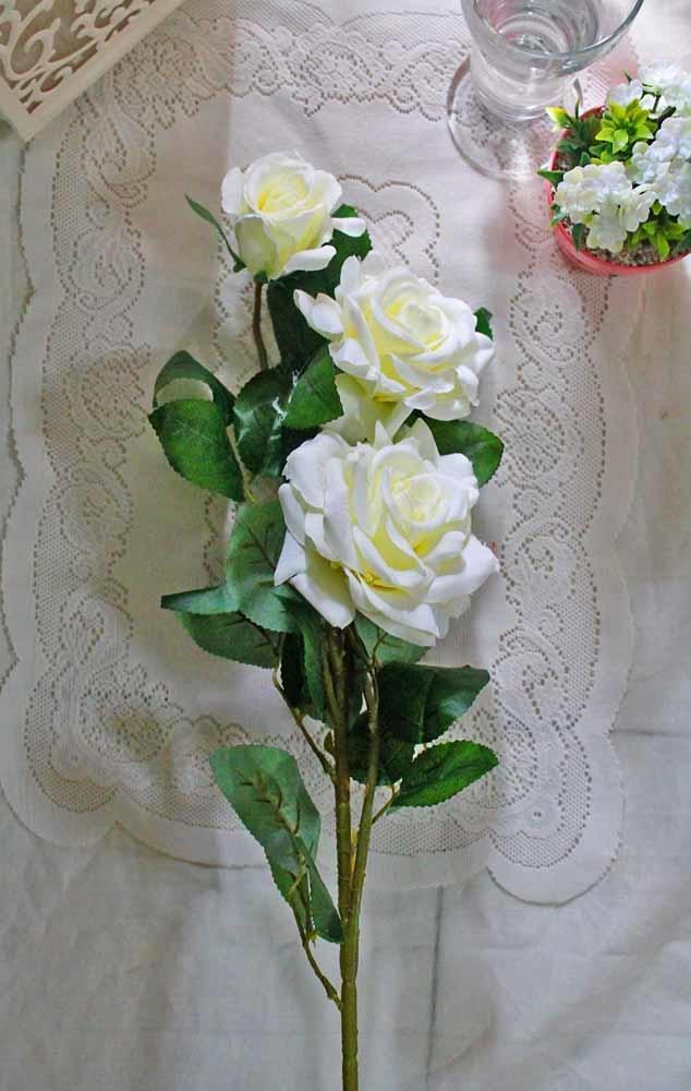 bunga plastik hias artificial artifisial mawar rose setangkai BESAR A3 -  VaHJX5 5110b0e5d6