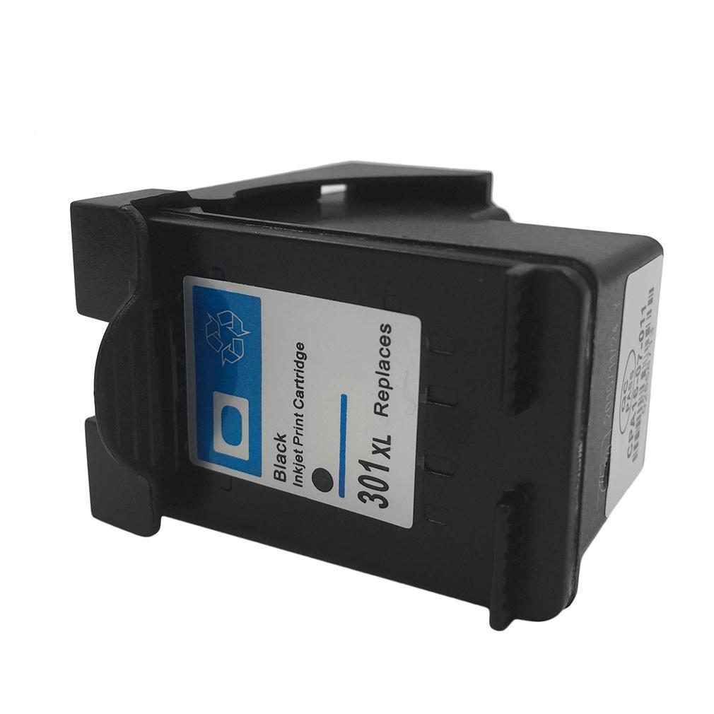 LALOVE Non-OEM Ink Cartridge alternative for HP 301XL Deskjet 1050 2050 2050s 3050 for Envy 4500 4502 4504 5530 5532 5539 stampante 2pcs black  HP301XLBK