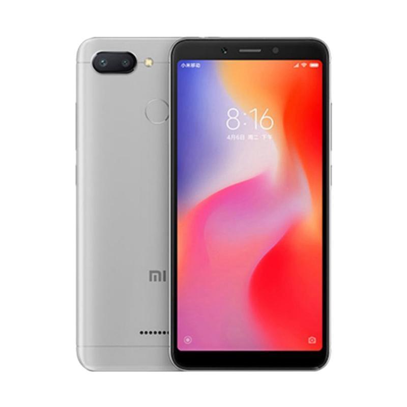 Xiaomi Redmi 6 Smartphone 32GB 3GB Grey
