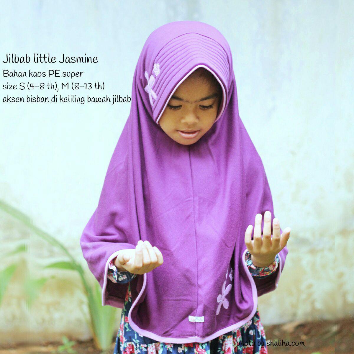Jilbab Vania Little Jasmine