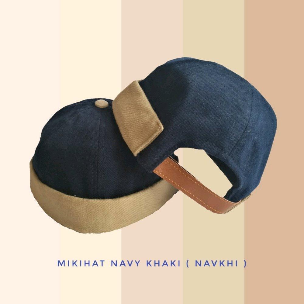HAVI PECI Kopiah Sholat Shalat Miki Hat Mikihat Topi Gaul Beanie Cap Hijrah e5922592f2