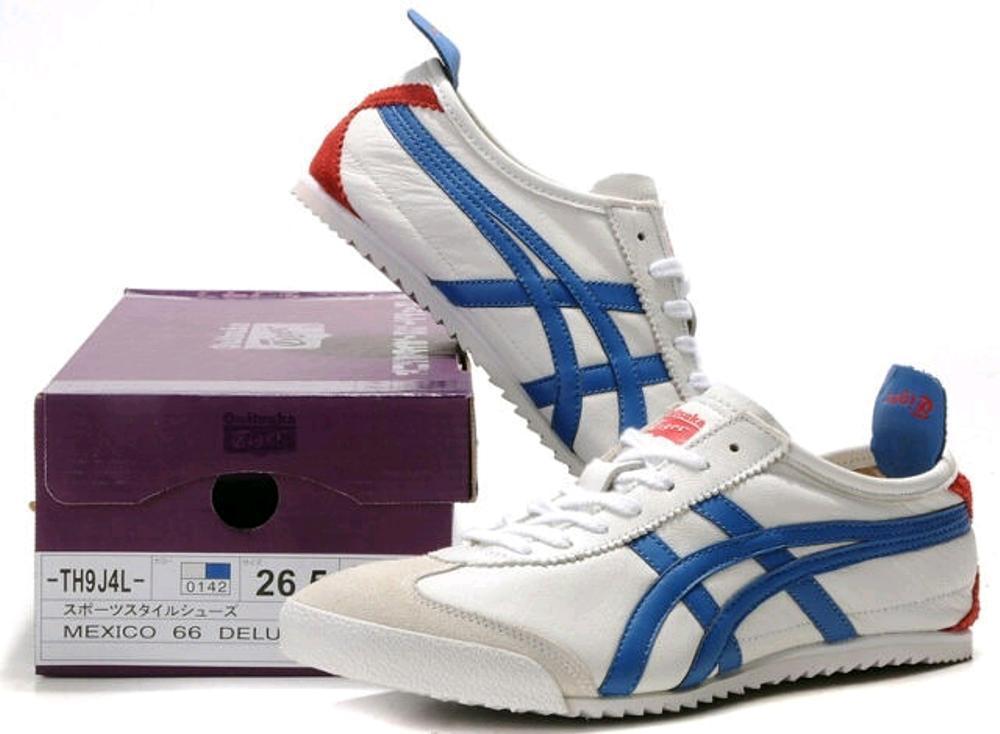 Promo Sepatu asics onitsuka tiger sneaker pria premium import Diskon