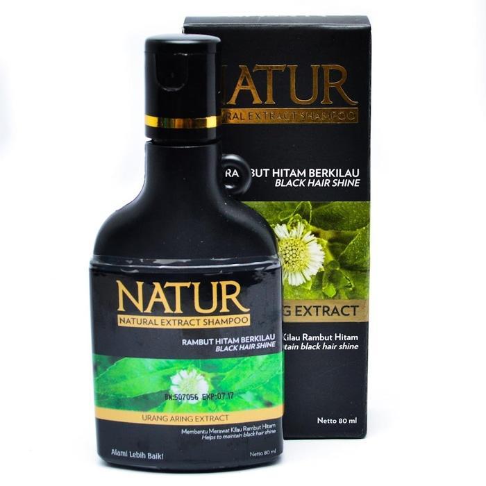 Natur Shampo 80Ml