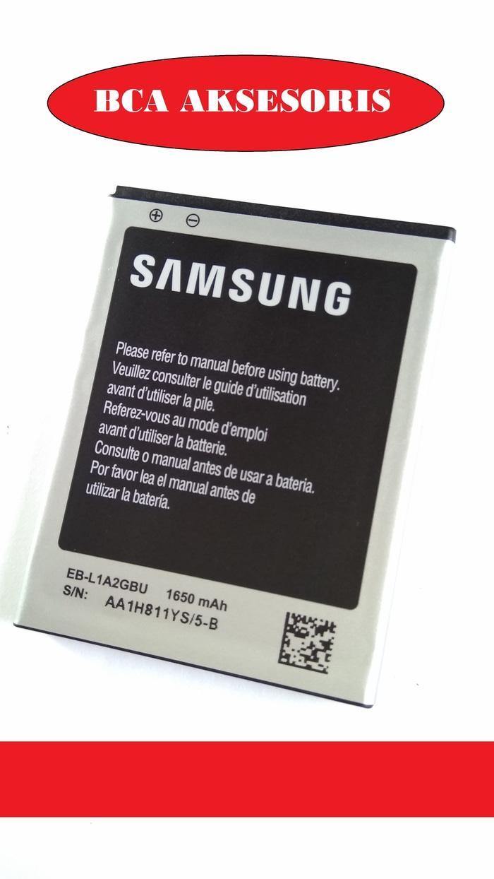 BEST SELLER - BATERAI SAMSUNG I9100 - GALAXY S2 - EB-L1A2GBU - OEM ORIGINAL 100%