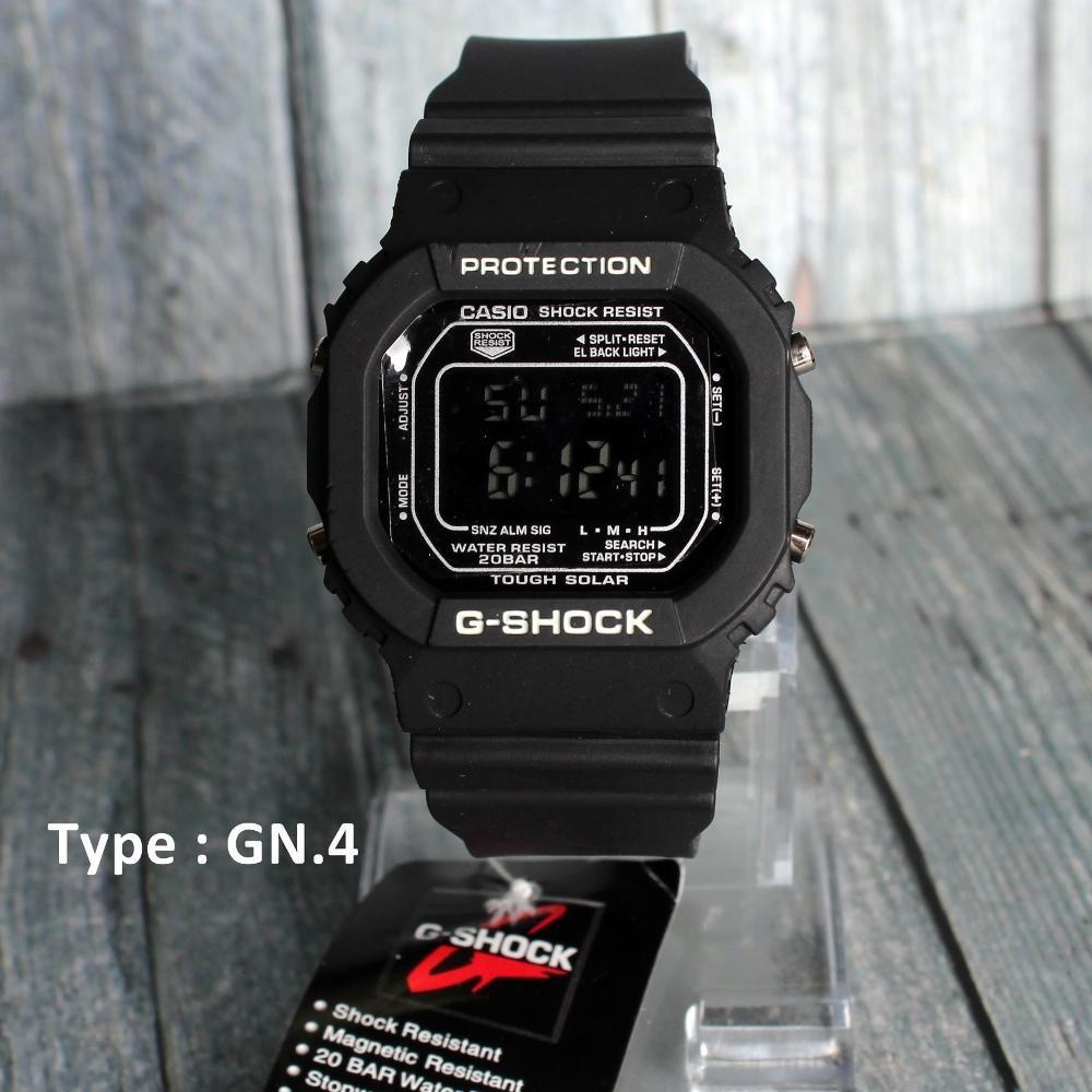 jam tangan g - shock digital pria dan wanita