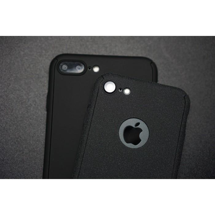Termurah! Hardcase Rubber Hole Full Cover Casing Iphone 7 Case Iphone 7 Plus -183 ALLF
