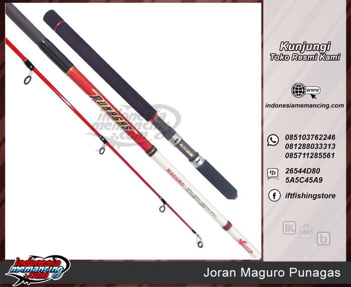 JORAN SPINNING Maguro Punagas_213MH (UNTUK CASTING) - 6bD6Jo