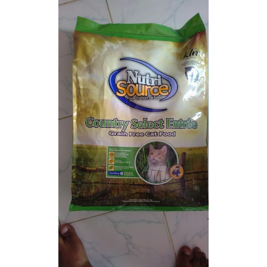 Nutrisource Cat Country Select 6-8Kg - Itenvp