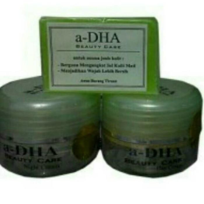 ... A Dha Pink Pemutih Wajah Cream Paket Usia 20 40 Tahun Daftar Harga Source Usia