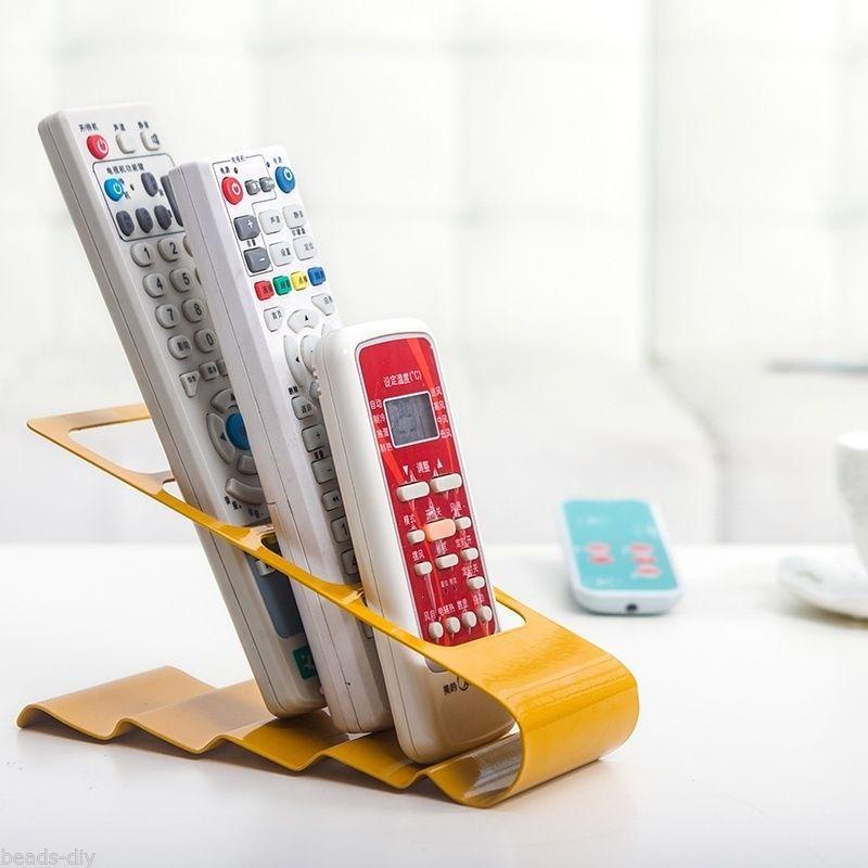 Organizer Remot Kontrol Bahan Besi Remote Control Stand Remote Control Rack