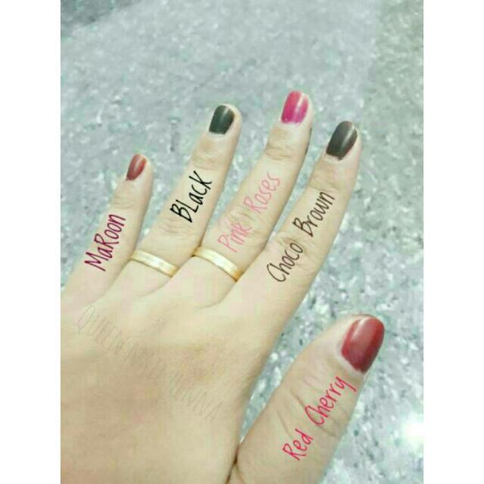 Fitur Queen Nail Henna Kutek Halal Sah Buat Sholat Dan Harga Terbaru