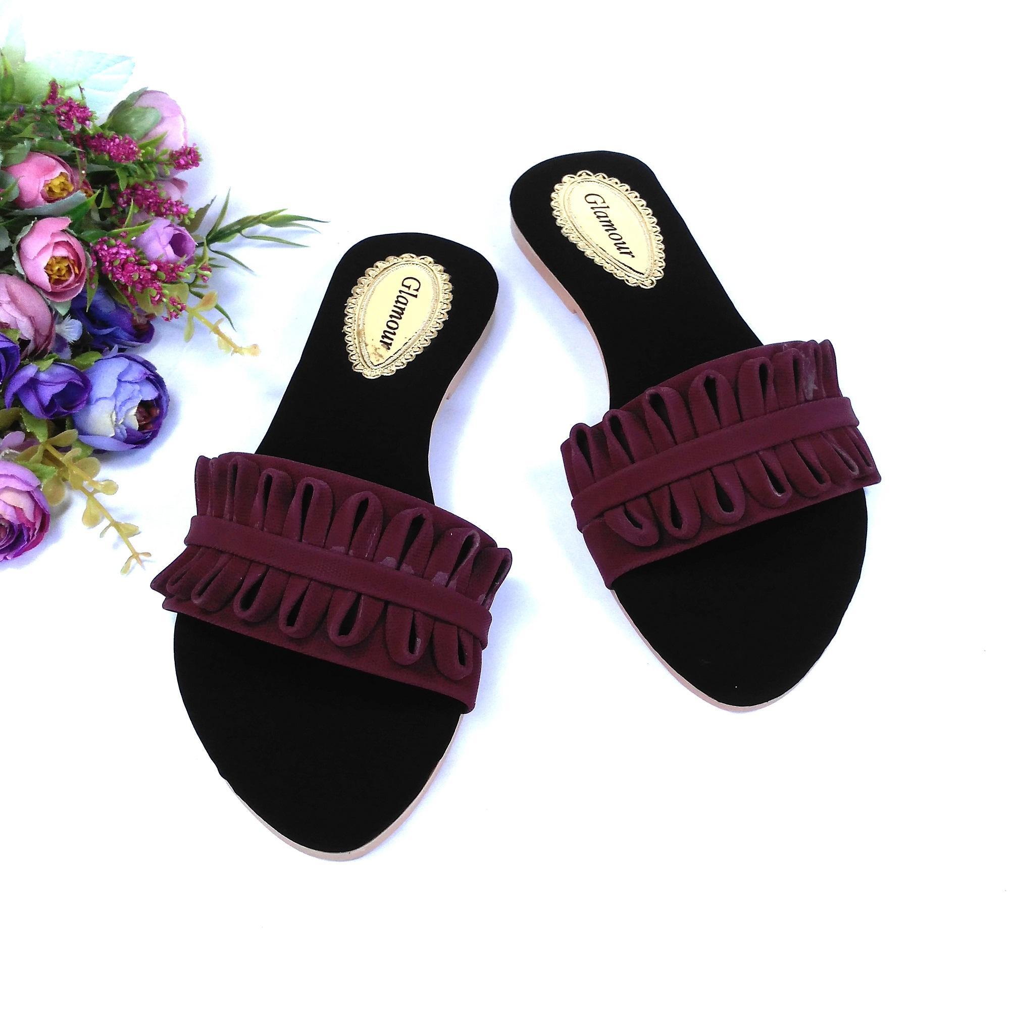 Jual Sepatu Sendal Wanita Murah Garansi Dan Berkualitas Id Store Dr Kevin Women Sandals 26133 Pink Merah Muda 37 Rp 46000
