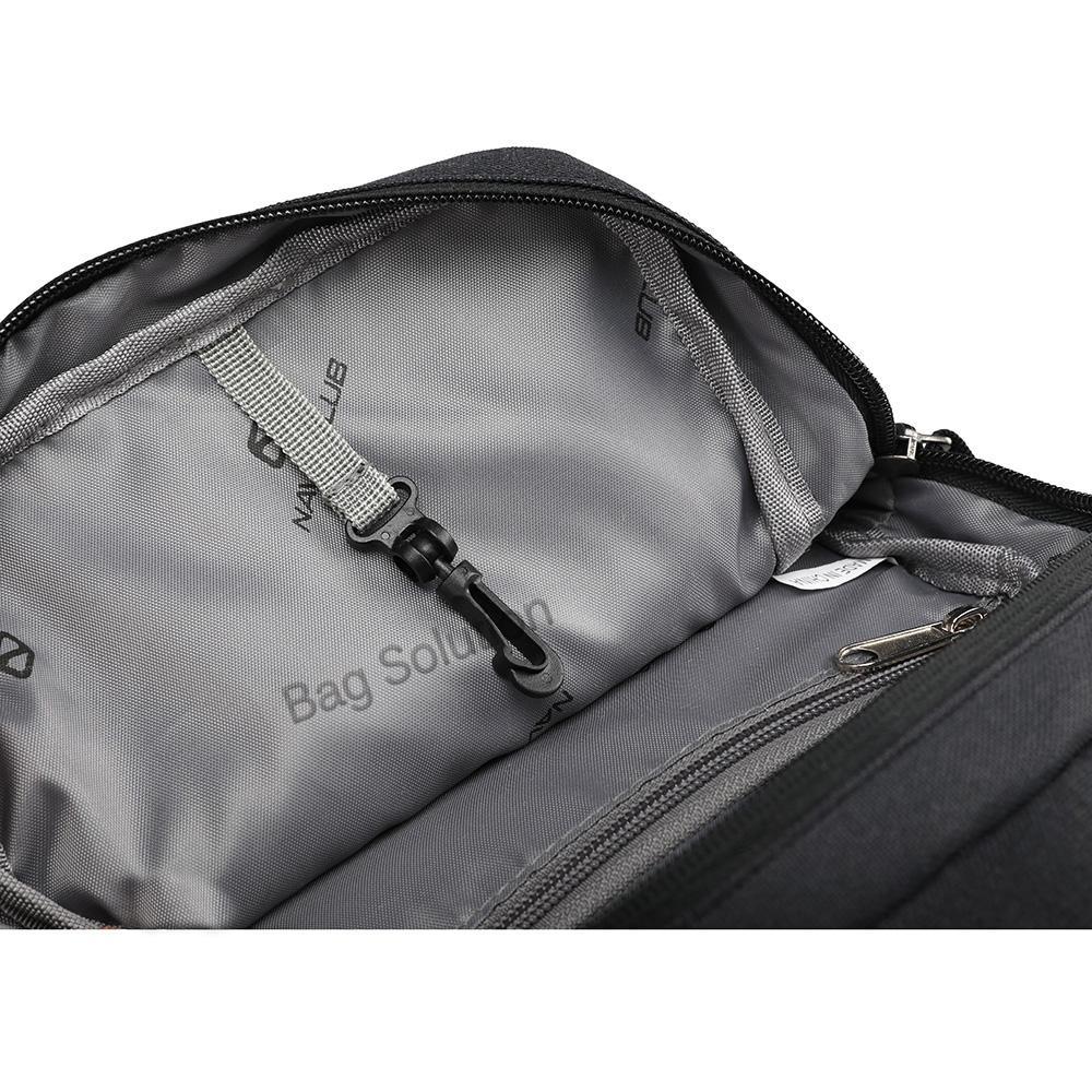 Fitur Navy Club Tas Selempang Travel Punggung Dada Tahan Air Pria Anti Sling Bag