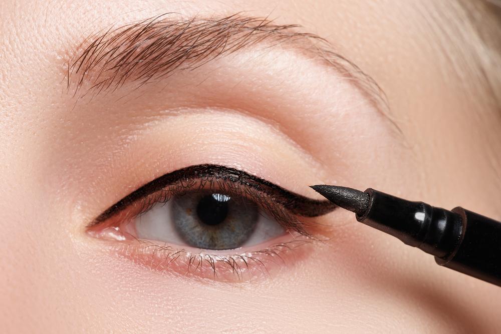 ... Mn Menow-Pro Eyeliner Spidol Waterproof Black - 1PC - 3
