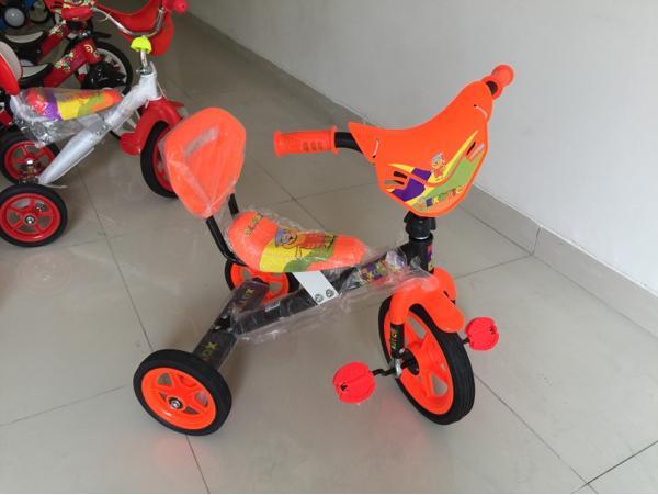 BEST SELLER!!! sepeda roda tiga senderan exotic 1255 buat anak-anak - hfEAKq