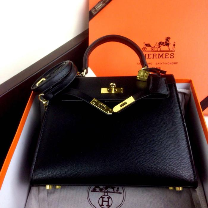 TAS WANITA BRANDED IMPORT HERMES KELLY SELLIER 201 MURAH