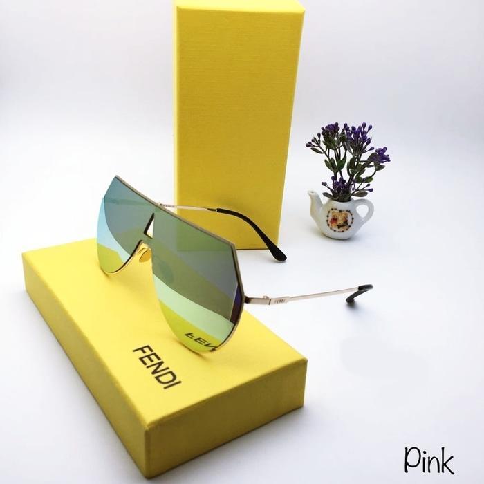 Kacamata / Sunglass Wanita Fendi R-0049 Super Fullset