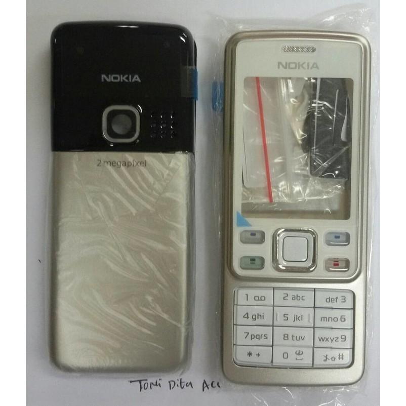 Best!! Ton - Casing / Kesing / Cs / Casing Nokia 6300 Ori Full Set -2458 1