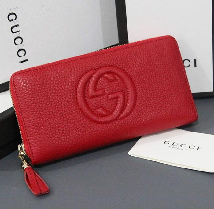 gucci soho wallet original leather - rH1A6W