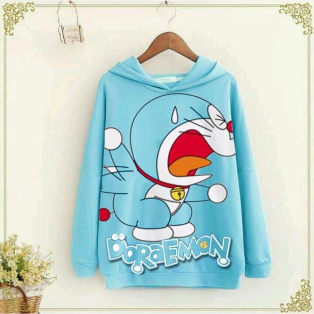DAMAI FASHION JAKARTA - baju sweater hoody ANGRY Melly - konveksi tanah abang