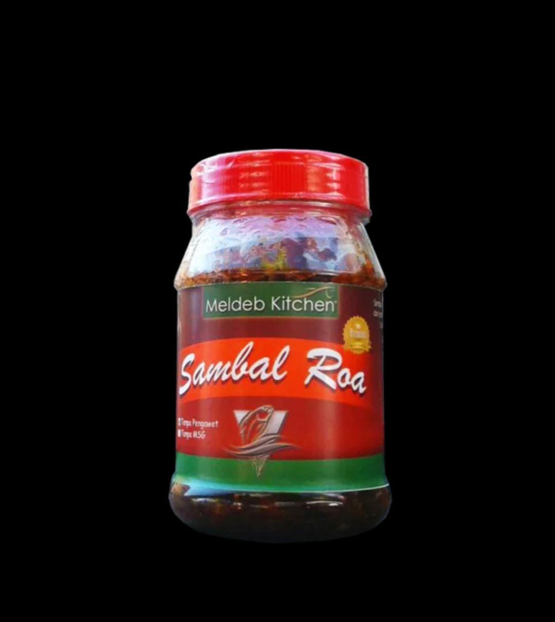 Sambal Roa Meldeb Kitchen Asli Roa Manado