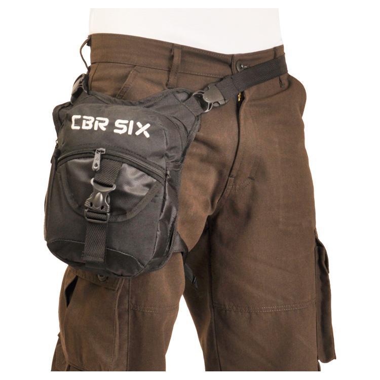 Promo Tas selempang mini sling bag pria/tcbr six cpc 804, tas paha,cibaduyut Fashion