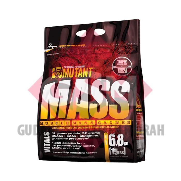 Mutant Mass 5 lbs (Vanila) - GG8OmP