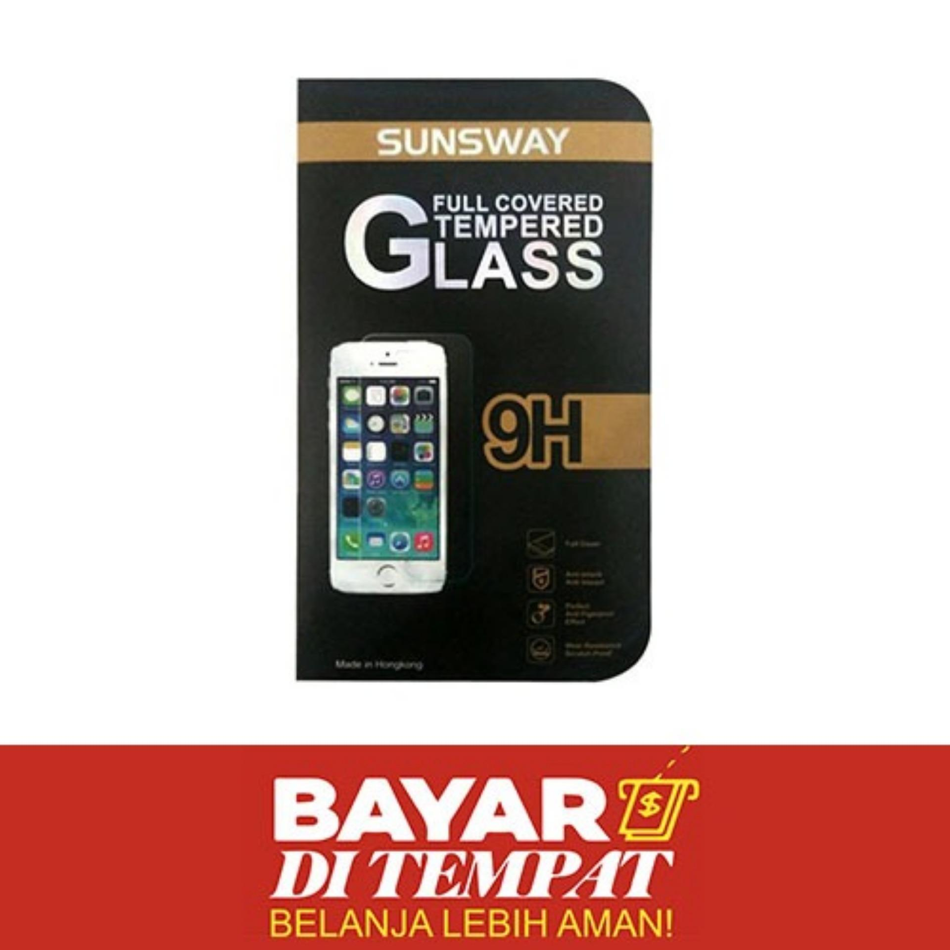 Tempered Glass For Samsung Galaxy J1 Mini V2 Sunsway 0,26mm + 2,5D By YGS Anti Gores Kaca High Quality Temepered Glas
