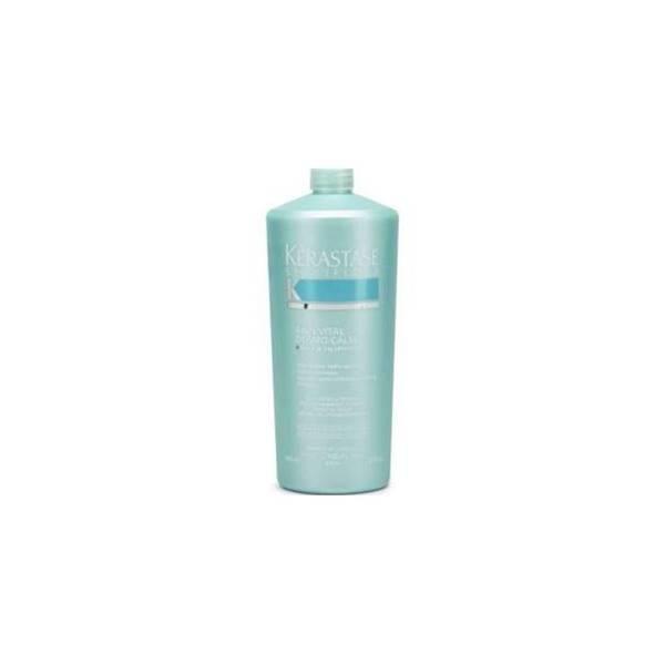 Kerastase Shampoo Bain Vital Dermo Calm 1Litrr Murah