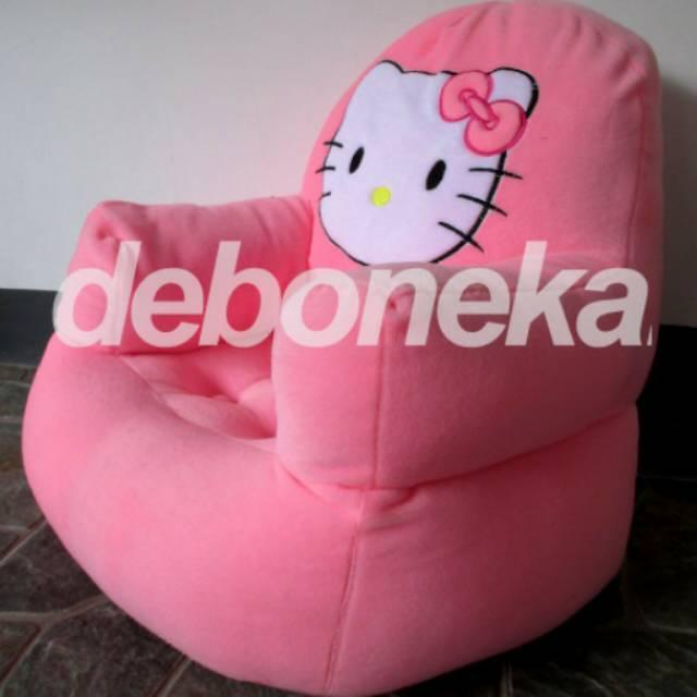 Sofa TERMURAH Handle Anak HELLOKITTY