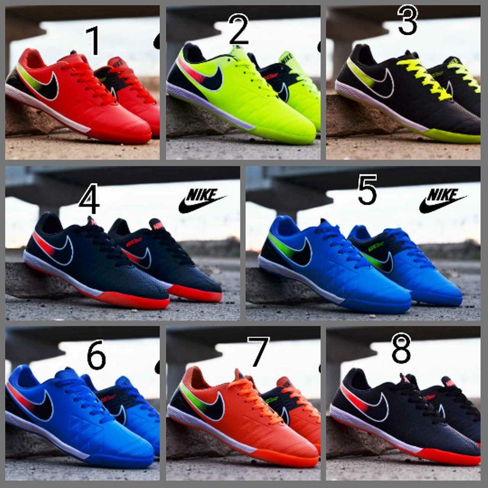 Jual PROMO ! Sepatu futsal nike pria ( best seller ) Fashion
