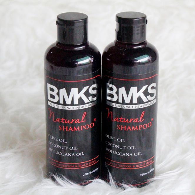 Shampo Kemiri BMKS / Black Magic Kemiri Shampoo - Shampo Penumbuh Rambut / Pemanjang Rambut Cepat Original 100%